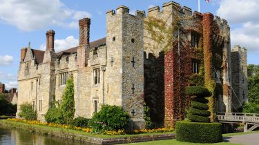 Hever Castle ©Getty Images/iStockphoto