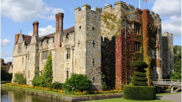 Hever Castle © Getty Images/iStockphoto