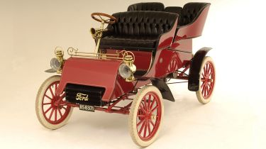 1903 Ford Model A © National Motor Museum/Heritage Images/Getty Images