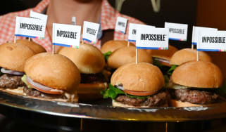 Impossible burgers