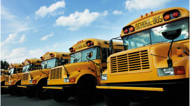 US school buses are a lucrative sector