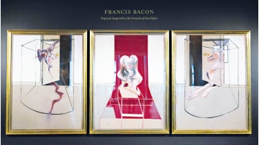Francis Bacon's Triptych Inspired by the Oresteia of Aeschylus