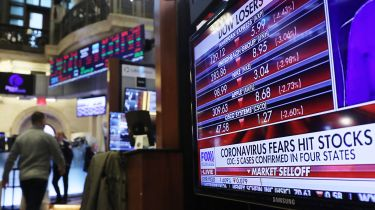 Markets wobbled, but have since recovered