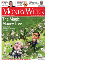 Cover of MoneyWeek magazine issue no 1008, Friday 17 July 2020