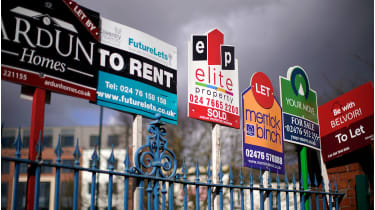 House prices could become a hot political button
