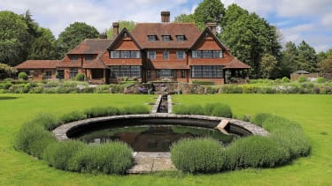 Sparsholt Manor, Winchester, Hampshire.