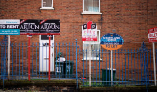 Property to let signs © Christopher Furlong/Getty Images