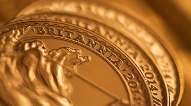 Britannia gold coins © Chris Ratcliffe/Bloomberg via Getty Images
