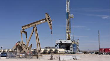 Shle oil well in Texas ©