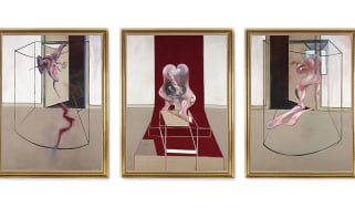 Triptych Inspired by the Oresteia of Aeschylus