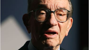 Alan Greenspan © Getty
