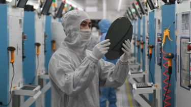 Semiconductor factory