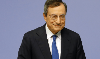 Mario Draghi © Getty Images