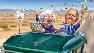 Will Biden's stimulus package fuel global inflation – and how can you  protect your wealth? | MoneyWeek