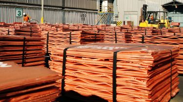 Stock of copper © Oliver Llaneza Hesse/Construction Photography/Avalon/Getty Images