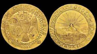 New York-style Brasher doubloon