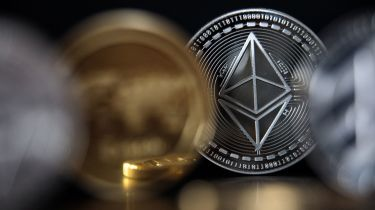 Ether cryptocurrency token