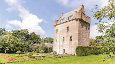 Craigcaffie Tower, Stranraer, Wigtownshire, Dumfries and Galloway