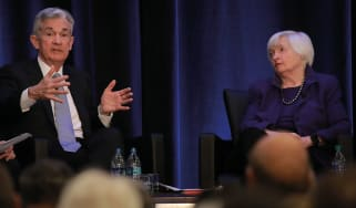 Jerome Powell and Janet Yellen