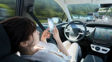 Self-driving cars will be a source of growth for the semiconductor sector