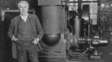 Thomas Edison © Oxford Science Archive/Print Collector/Getty Images