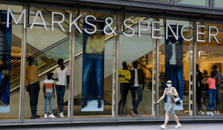 A Marks & Spencer's shop © SOPA Images/LightRocket via Getty Images