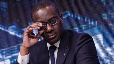 Tidjane Thiam, chief executive officer of Credit Suisse © Marlene Awaad/Bloomberg via Getty Images