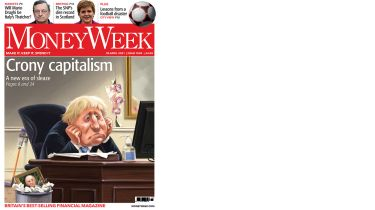Cover of MoneyWeek magazine issue no 1049, Friday 30 April 2021
