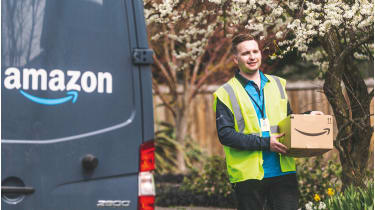 Amazon's retail division flourished in 2019