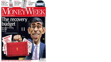 Cover of MoneyWeek magazine issue no 1041, Friday 5 March 2021