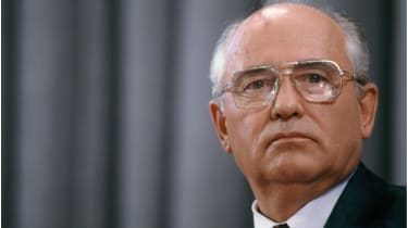Mikhail Gorbachev © Pascal Le Segretain/Sygma via Getty Images
