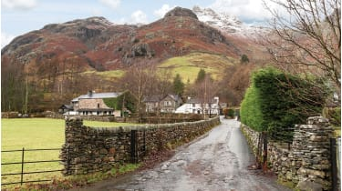 New Stickle Cottage & Great Langdale Bunkhouse, Great Langdale, Ambleside, Cumbria.