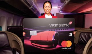 Virgin Money credit card © Virgin Money