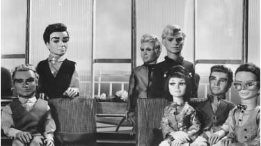 The puppet cast of  'Thunderbirds' © Larry Ellis/Daily Express/Hulton Archive/Getty Images